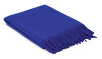 Royal Blue Blanket