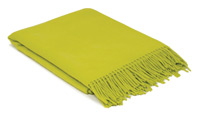 Lime Green Blanket