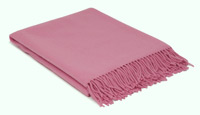 Shocking Pink Blanket